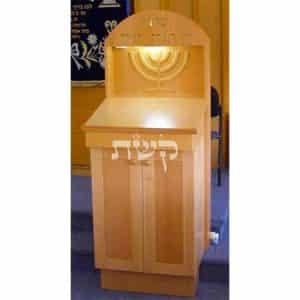 עמוד חזן בבית הכנסת תפארת ישראל ברחובות