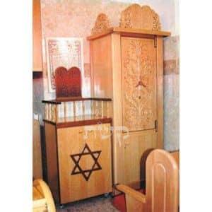 ארון קודש בבית הכנסת טוויג, ירושלים