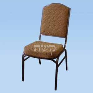 כסא נערם עם ריפוד - דגם 2204